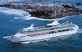 Royal Caribbean's Splendor of the Seas ship
