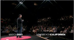 TED talk about plane crash experience