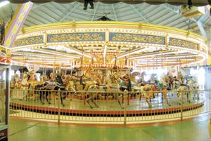 carousel Seaside Heights NJ