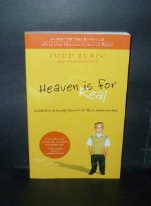 book: Heaven is for real