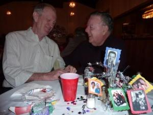 Jim & Ray, friends for 60+ years with many more to come . . .