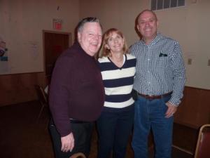 "our great ""CM"" friends, Karen & Ken"