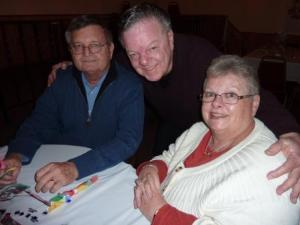 and what dedicated and loving friends Bob & Sue have been for Pam and I